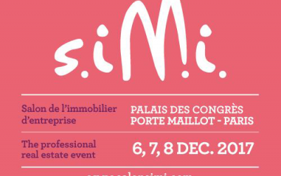 Affiche SIMI 2017