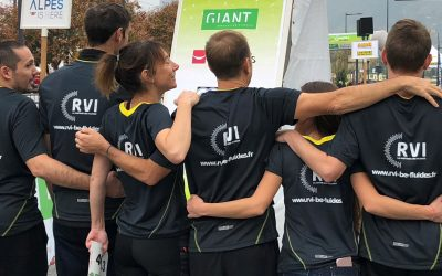RVI une équipe sportive et dynamique !!