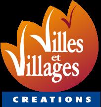 Logo villes et villages créations