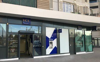 Une 3ème année consécutive au service du réseau bancaire LCL