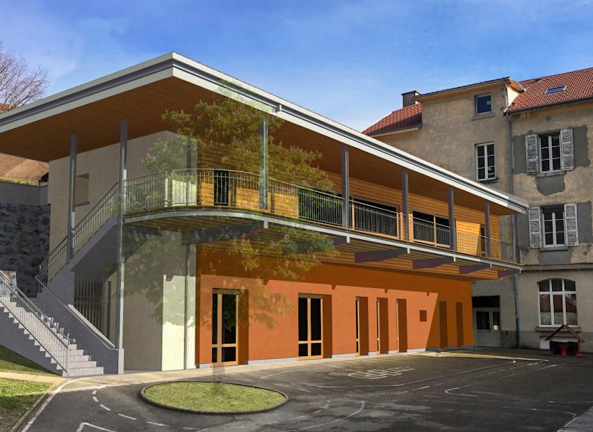 Nouvelles missions pour l'établissement scolaire de l'OGEC à Corenc