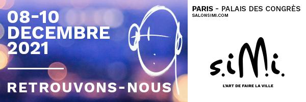 Salon SIMI Paris 2021